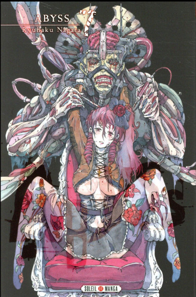 Couverture Abyss tome 7