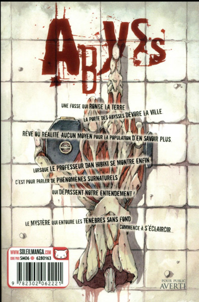 Dos Abyss tome 7