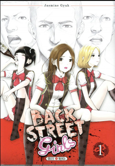 Couverture Back street girls tome 1