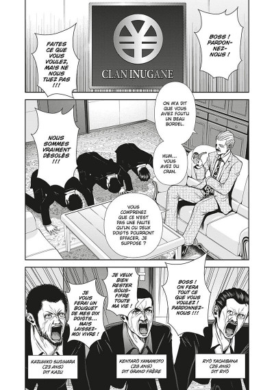 Page 4 Back street girls tome 1
