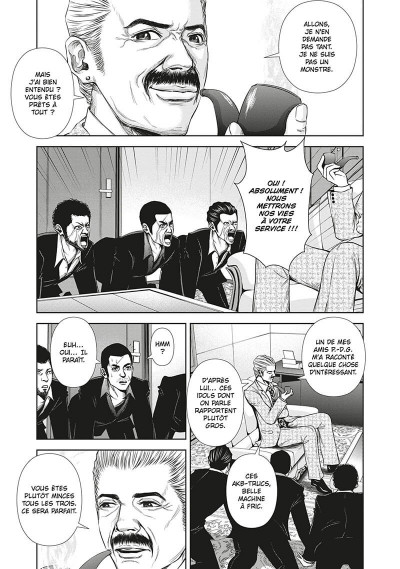 Page 5 Back street girls tome 1