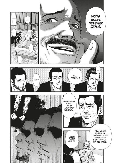 Page 6 Back street girls tome 1
