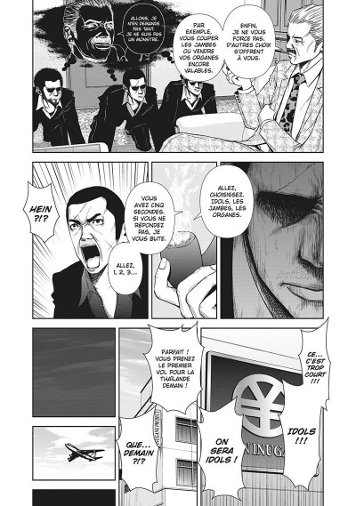 Page 7 Back street girls tome 1