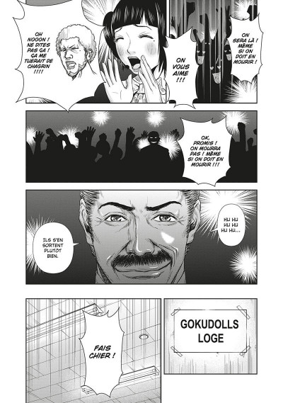 Page 9 Back street girls tome 1