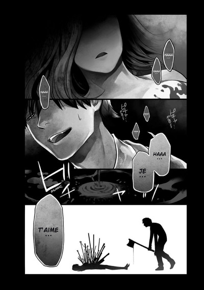 Page 3 I love you so I kill you tome 1
