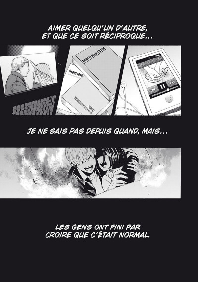 Page 5 I love you so I kill you tome 1