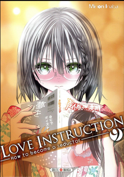 Couverture Love instruction - How to become a seductor tome 9