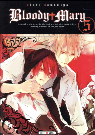 Couverture Bloody mary tome 5