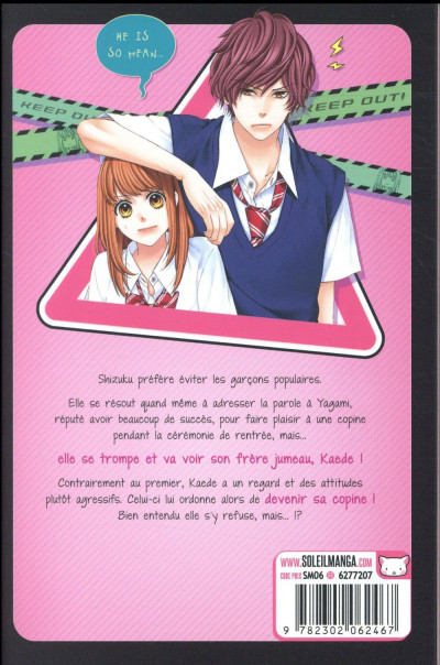 Dos Be-twin you & me tome 1