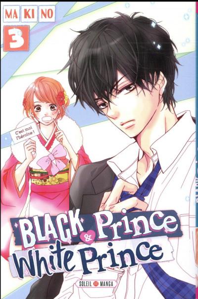 Couverture Black prince & white prince tome 3