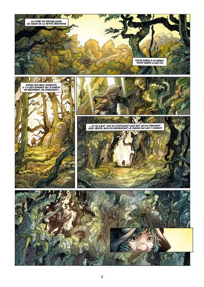 Page 1 La quête du Graal tome 5