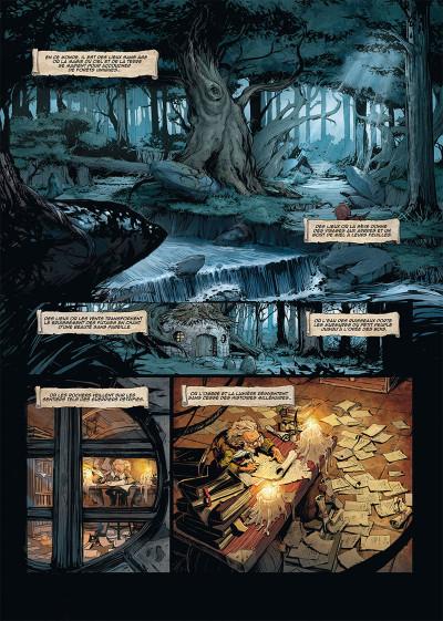 Page 1 Brocéliande tome 1