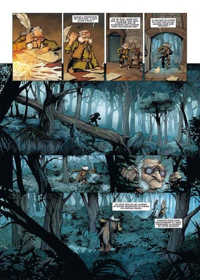 Page 3 Brocéliande tome 1