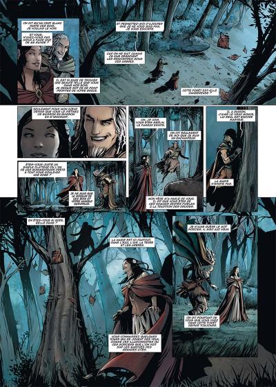 Page 4 Brocéliande tome 1