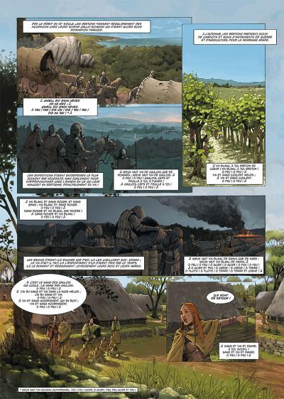 Page 1 Breizh - histoire de la Bretagne tome 2