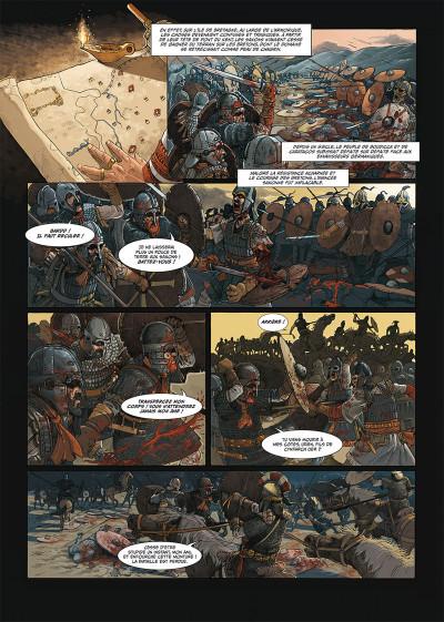 Page 3 Breizh - histoire de la Bretagne tome 2
