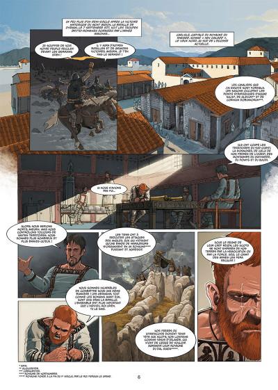 Page 4 Breizh - histoire de la Bretagne tome 2
