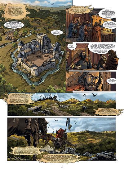 Page 2 Breizh - Histoire de la bretagne tome 5