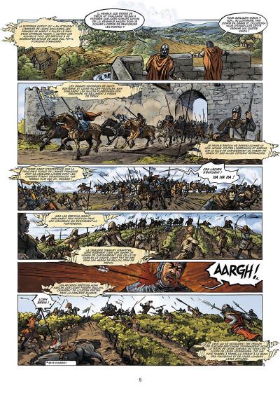 Page 3 Breizh - Histoire de la bretagne tome 5