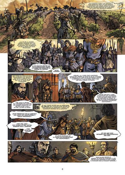 Page 4 Breizh - Histoire de la bretagne tome 5