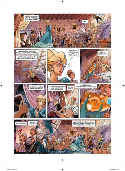 Page 4 Sangre tome 2
