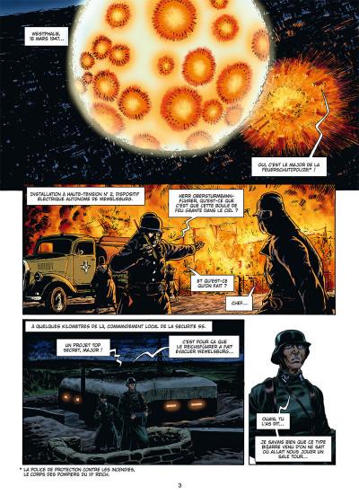 Page 1 Wunderwaffen tome 12
