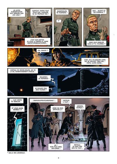 Page 2 Wunderwaffen tome 12