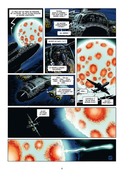 Page 4 Wunderwaffen tome 12