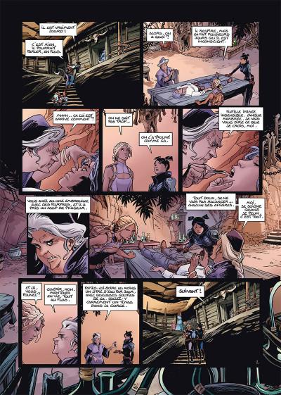 Page 2 Les naufragés d'Ythaq tome 15