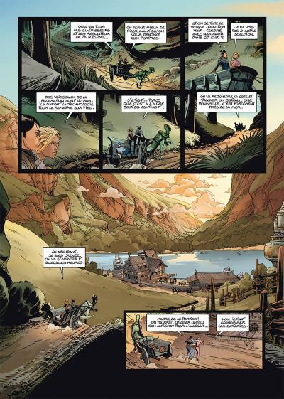 Page 3 Les naufragés d'Ythaq tome 15