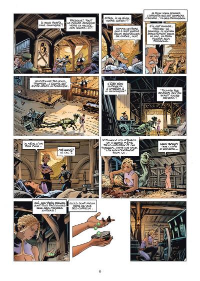 Page 4 Les naufragés d'Ythaq tome 15