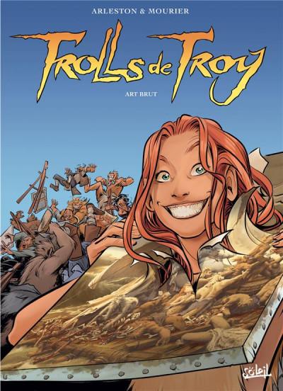 Couverture Trolls de Troy tome 23
