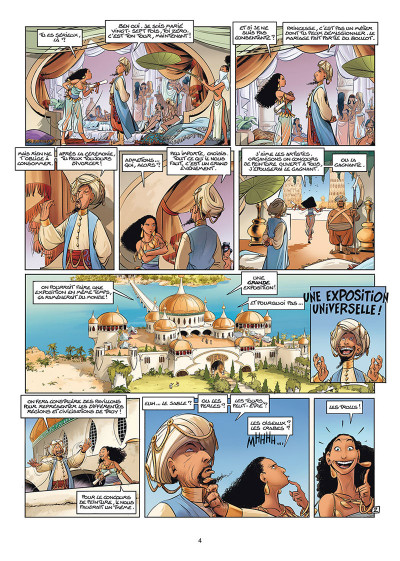 Page 2 Trolls de Troy tome 23