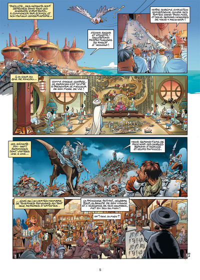 Page 3 Trolls de Troy tome 23