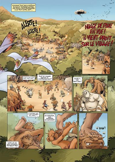 Page 4 Trolls de Troy tome 23