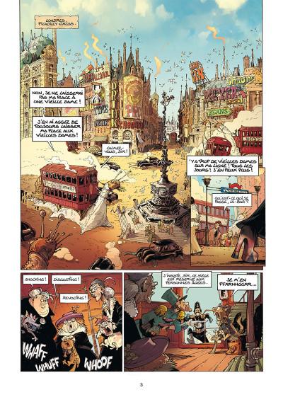 Page 1 Ekhö - monde miroir tome 7