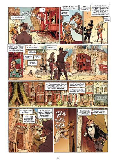 Page 3 Ekhö - monde miroir tome 7