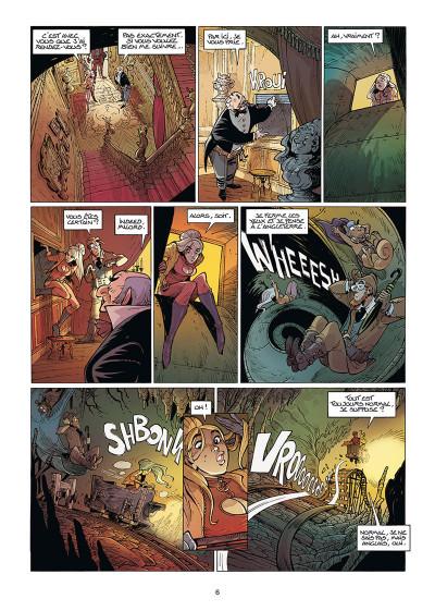 Page 4 Ekhö - monde miroir tome 7