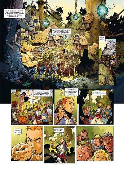 Page 1 Les forêts d'Opale tome 10