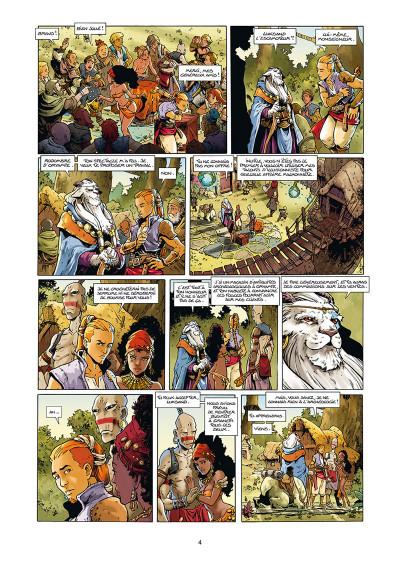 Page 2 Les forêts d'Opale tome 10