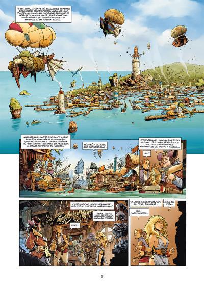 Page 3 Les forêts d'Opale tome 10