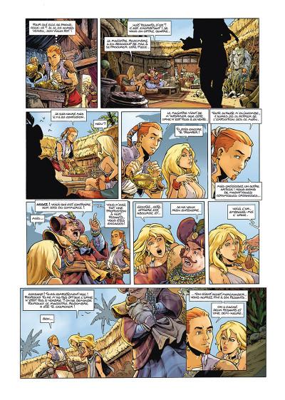 Page 4 Les forêts d'Opale tome 10