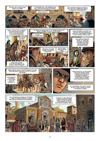 Page 2 Médicis tome 3