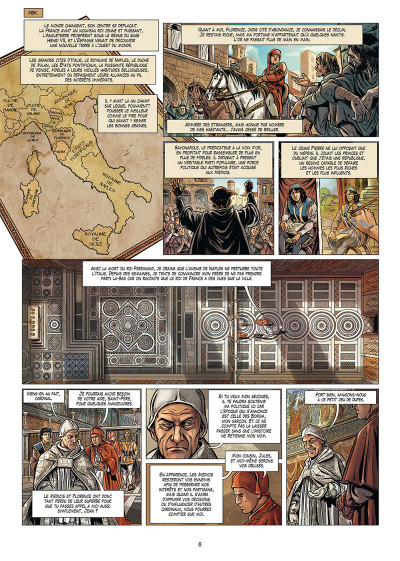 Page 4 Médicis tome 3