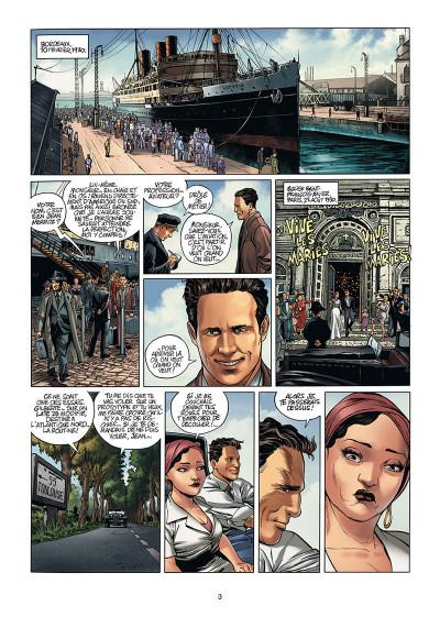 Page 1 L'aéropostale - des pilotes de légende tome 5