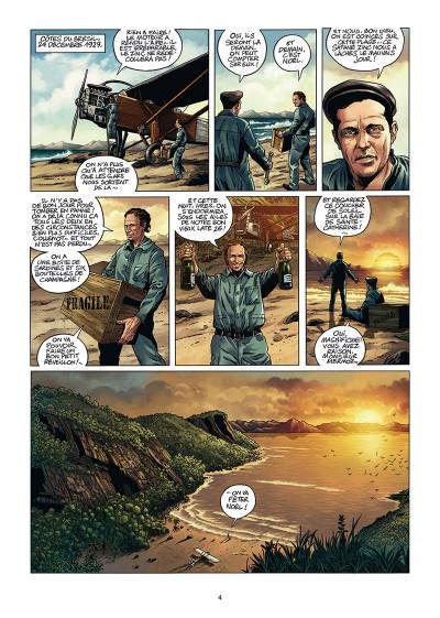 Page 2 L'aéropostale - des pilotes de légende tome 5