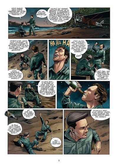 Page 3 L'aéropostale - des pilotes de légende tome 5