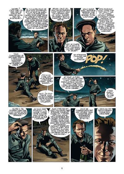 Page 4 L'aéropostale - des pilotes de légende tome 5