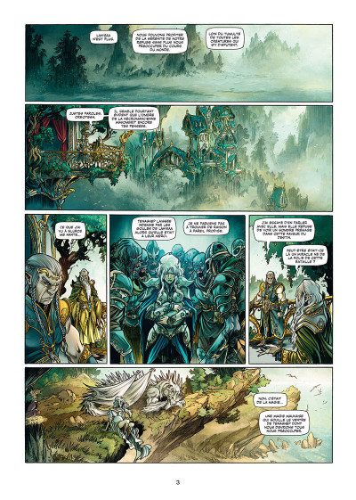 Page 1 Elfes tome 18