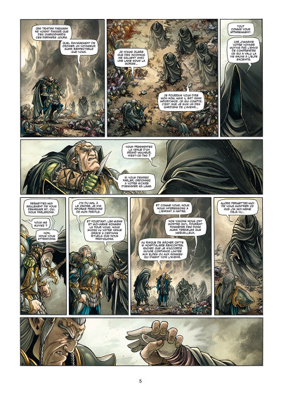 Page 3 Elfes tome 18